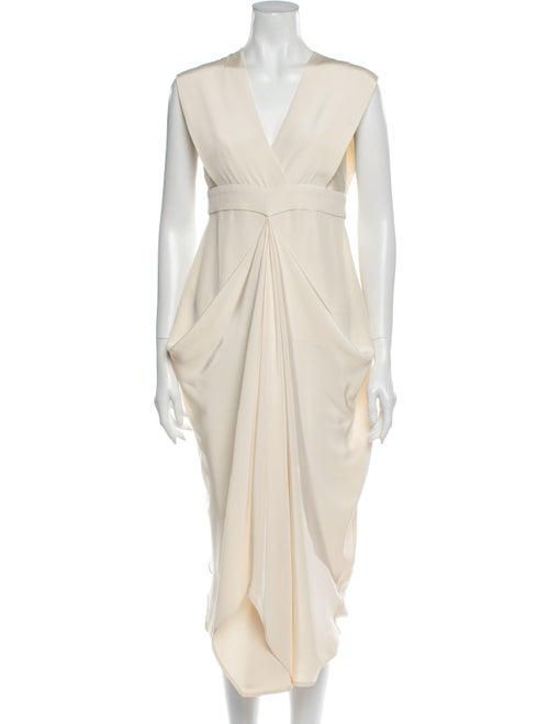 Zero + Maria Cornejo Silk Long Dress