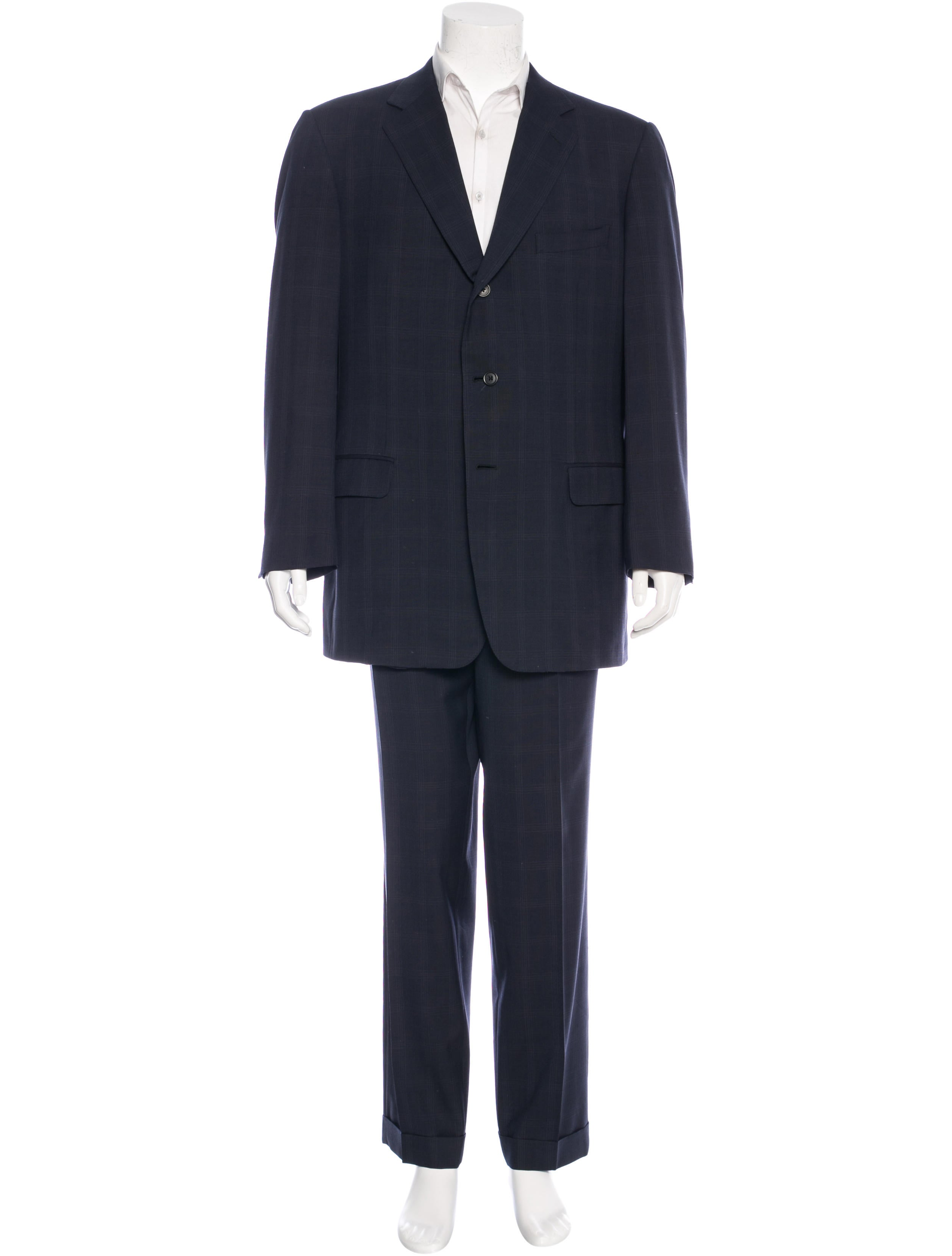 new concept 14808 5882c Ermenegildo Zegna 15 Milmil 15 Two-Piece Suit - Clothing - ZGN22993 ...