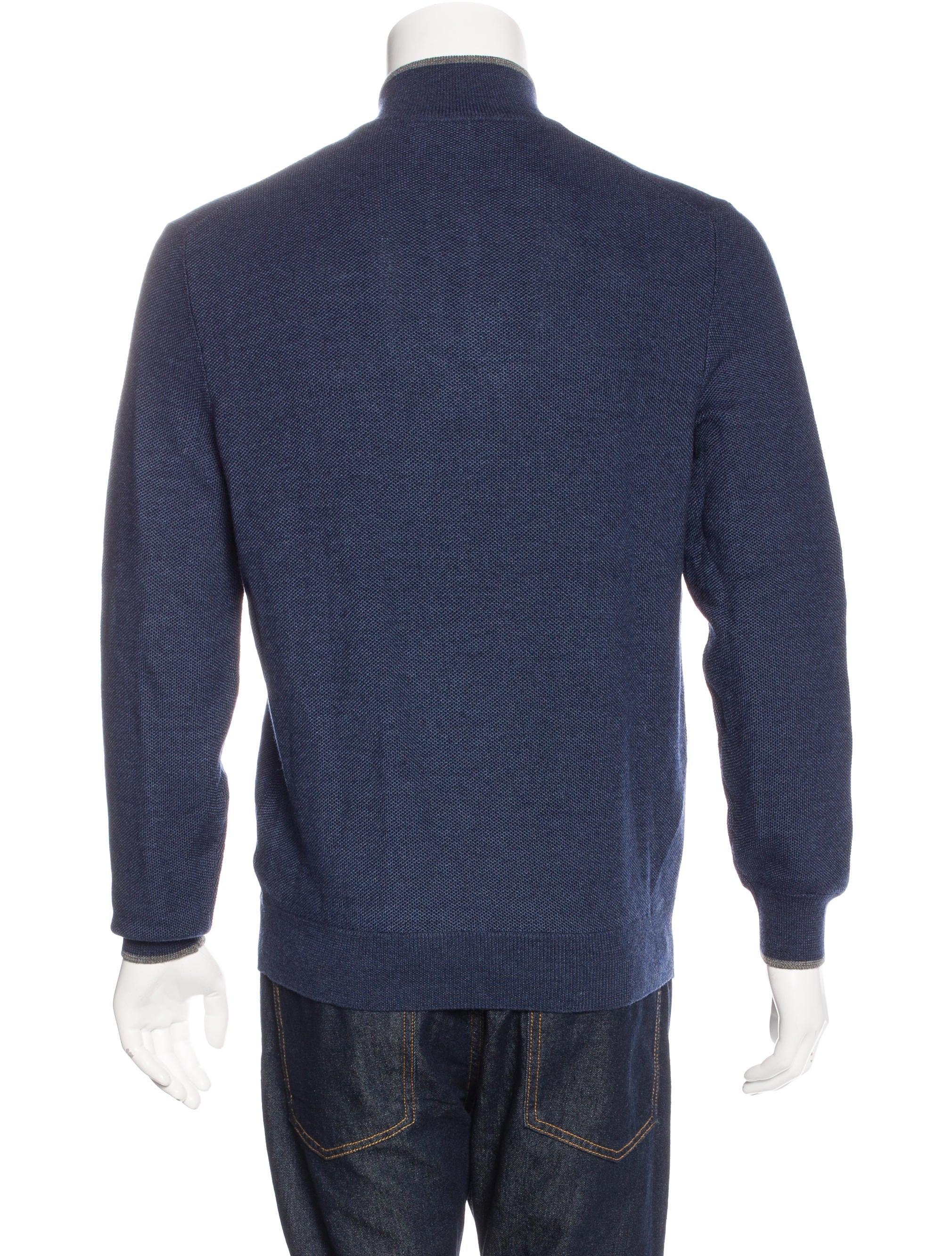 Wool Silk Sweater 52