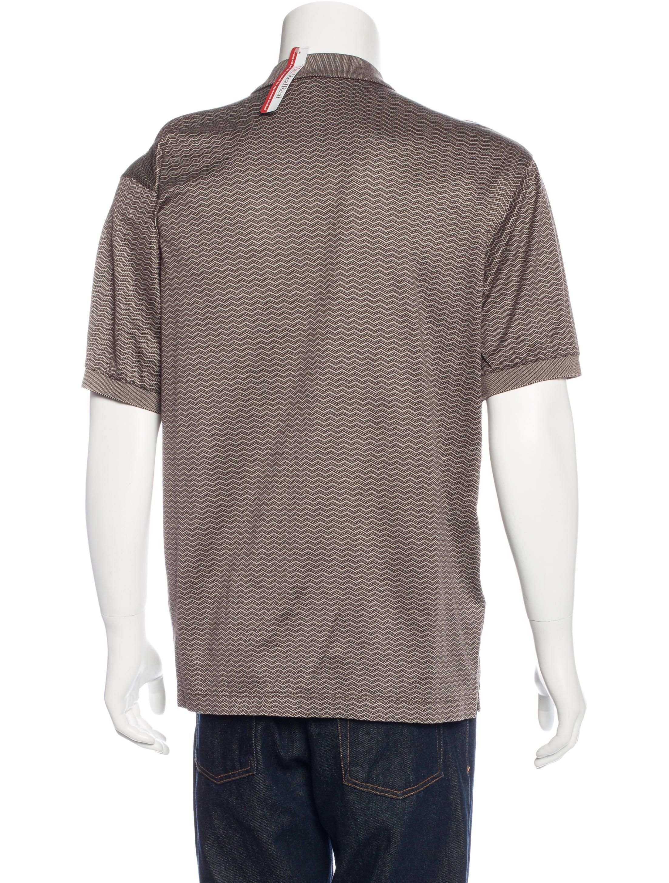 Ermenegildo zegna polo shirt clothing zgn24553 the for Zegna polo shirts sale