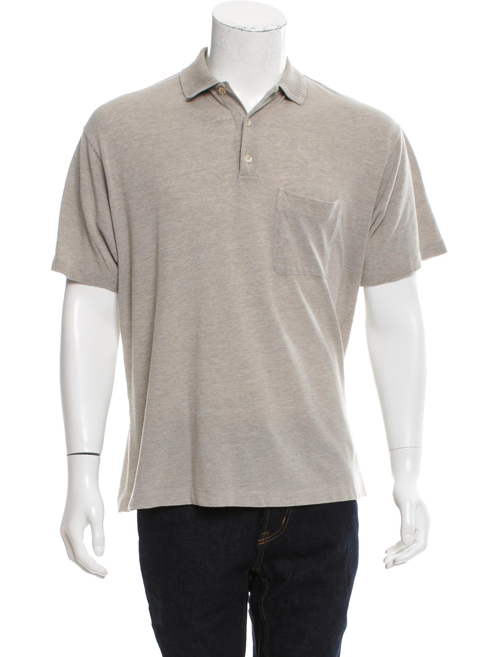 Ermenegildo zegna knit polo shirt clothing zgn24739 for Zegna polo shirts sale