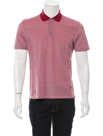 Ermenegildo zegna logo polo shirt clothing zgn24764 for Zegna polo shirts sale