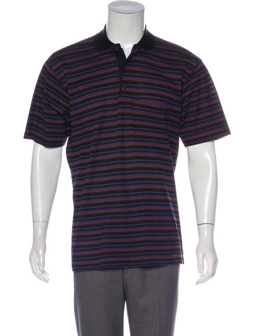 860a472897 Ermenegildo Zegna Rainbow Striped Polo Shirt - Clothing - ZGN35383 ...