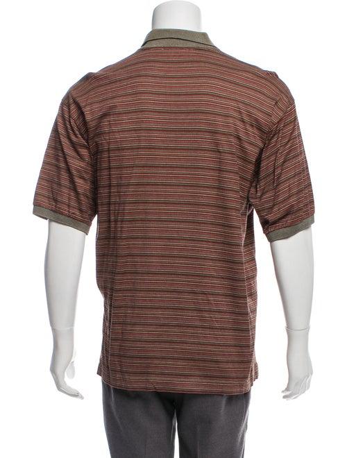 8aacf5bf Ermenegildo Zegna Short Sleeve Polo Shirt - Clothing - ZGN35449 ...