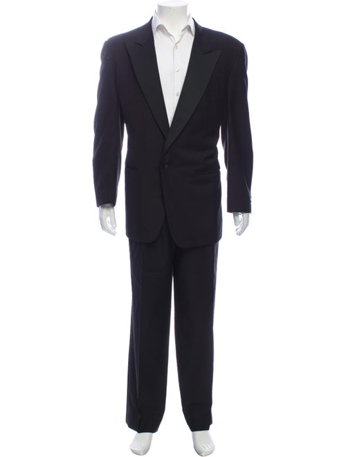 Ermenegildo Zegna Two-Piece Suit Black - image 1