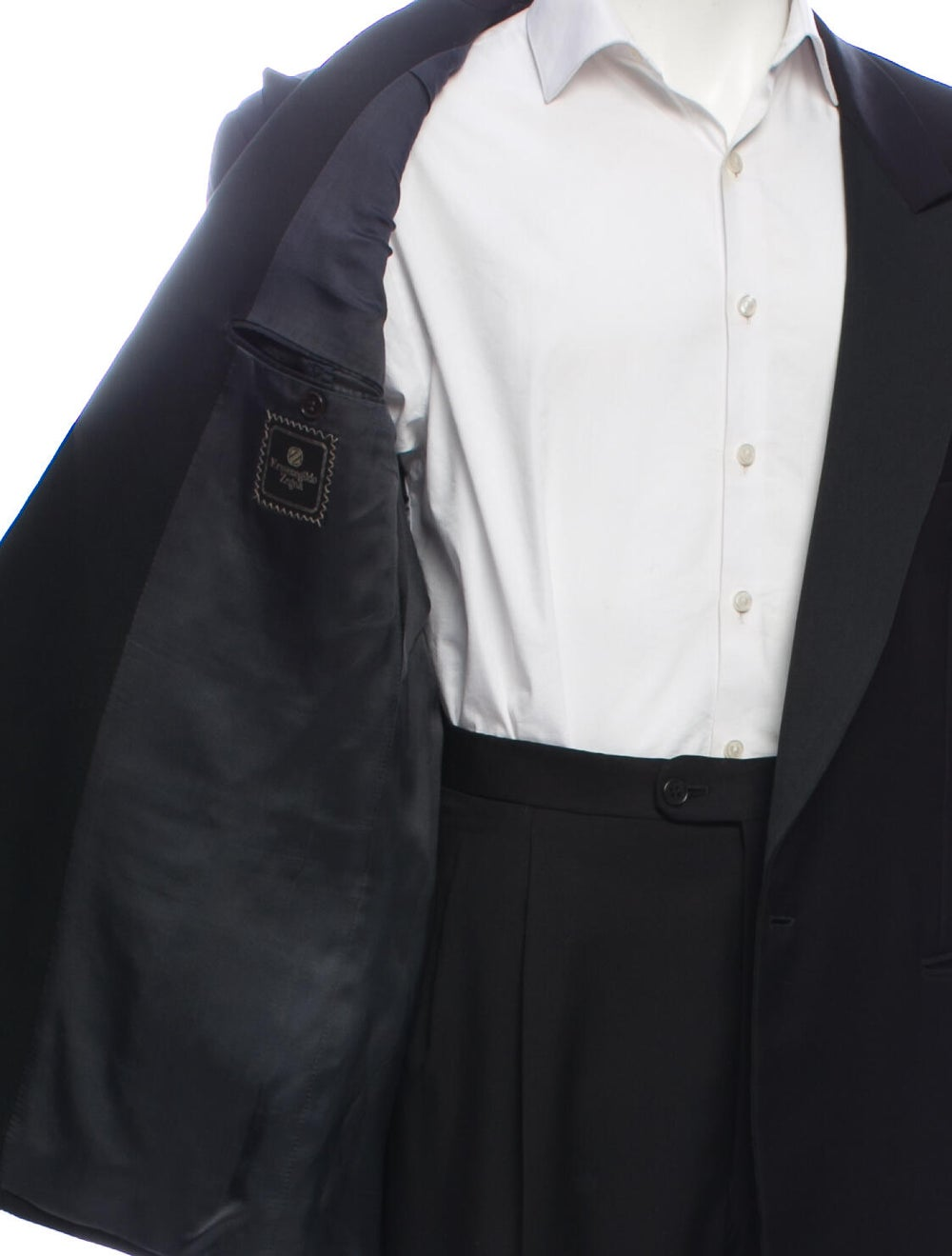 Ermenegildo Zegna Two-Piece Suit Black - image 5