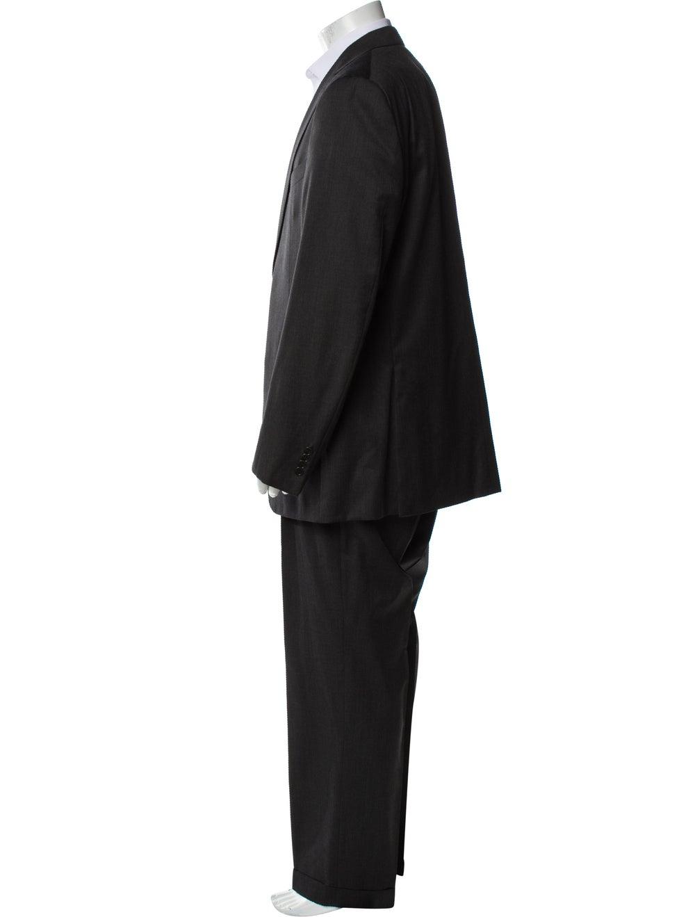 Ermenegildo Zegna Wool Two-Piece Suit Wool - image 2