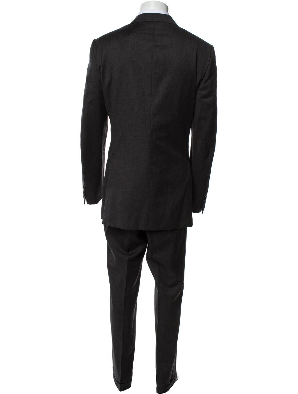 Ermenegildo Zegna Wool Two-Piece Suit Wool - image 3