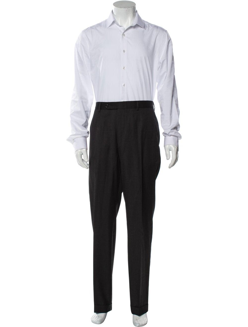 Ermenegildo Zegna Wool Two-Piece Suit Wool - image 4