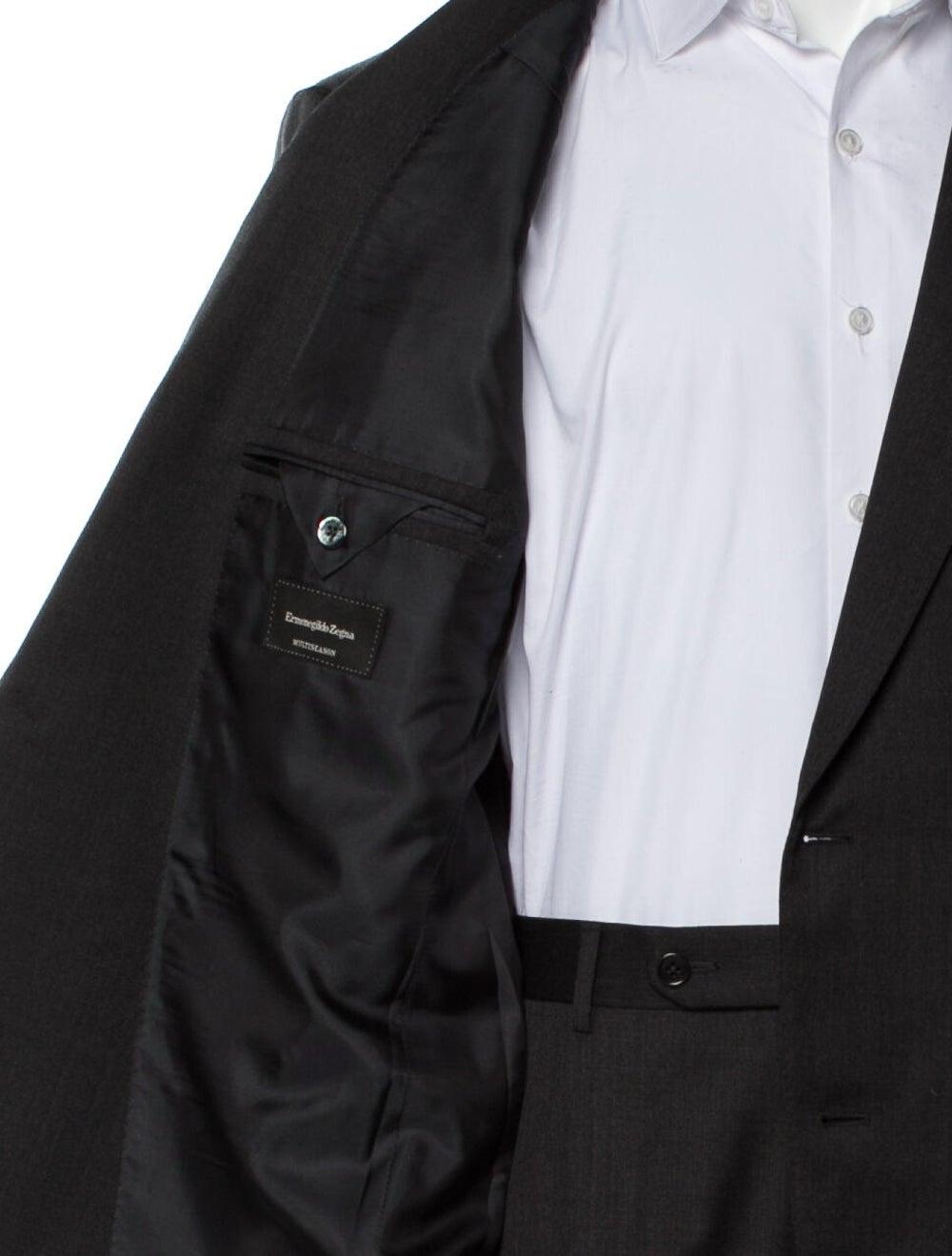 Ermenegildo Zegna Wool Two-Piece Suit Wool - image 5