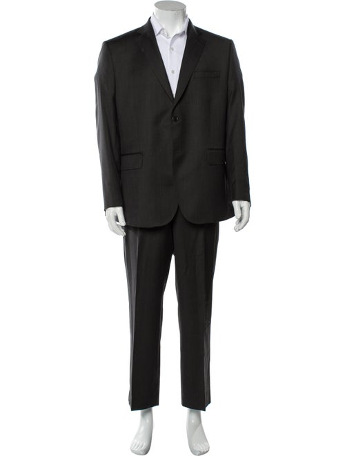 Ermenegildo Zegna Wool Two-Piece Suit Wool