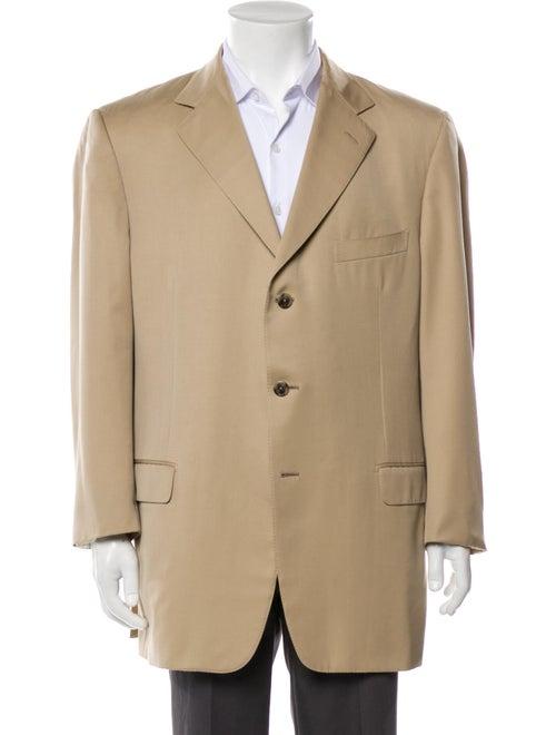 Ermenegildo Zegna Wool Two-Piece Blazer Wool
