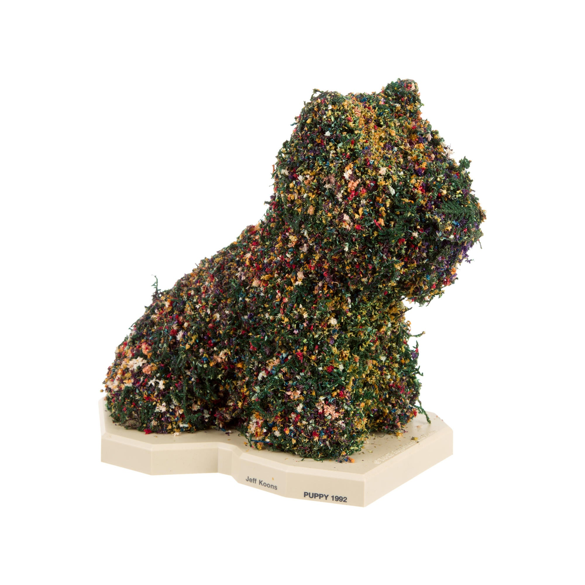 Topiary Puppy