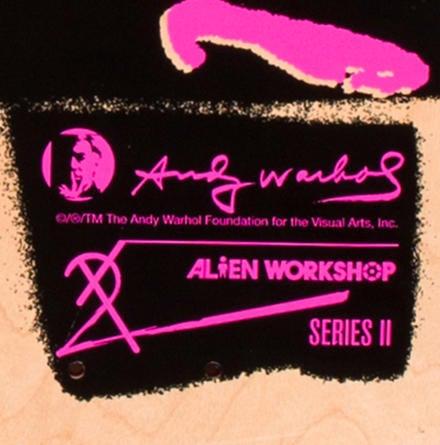 Alien Workshop Series II