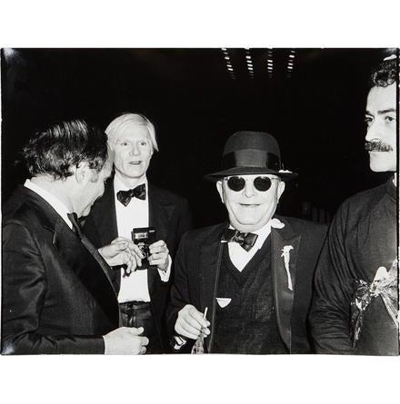 Ron Galella Halston S Birthday Party At Xenon Disco 1978