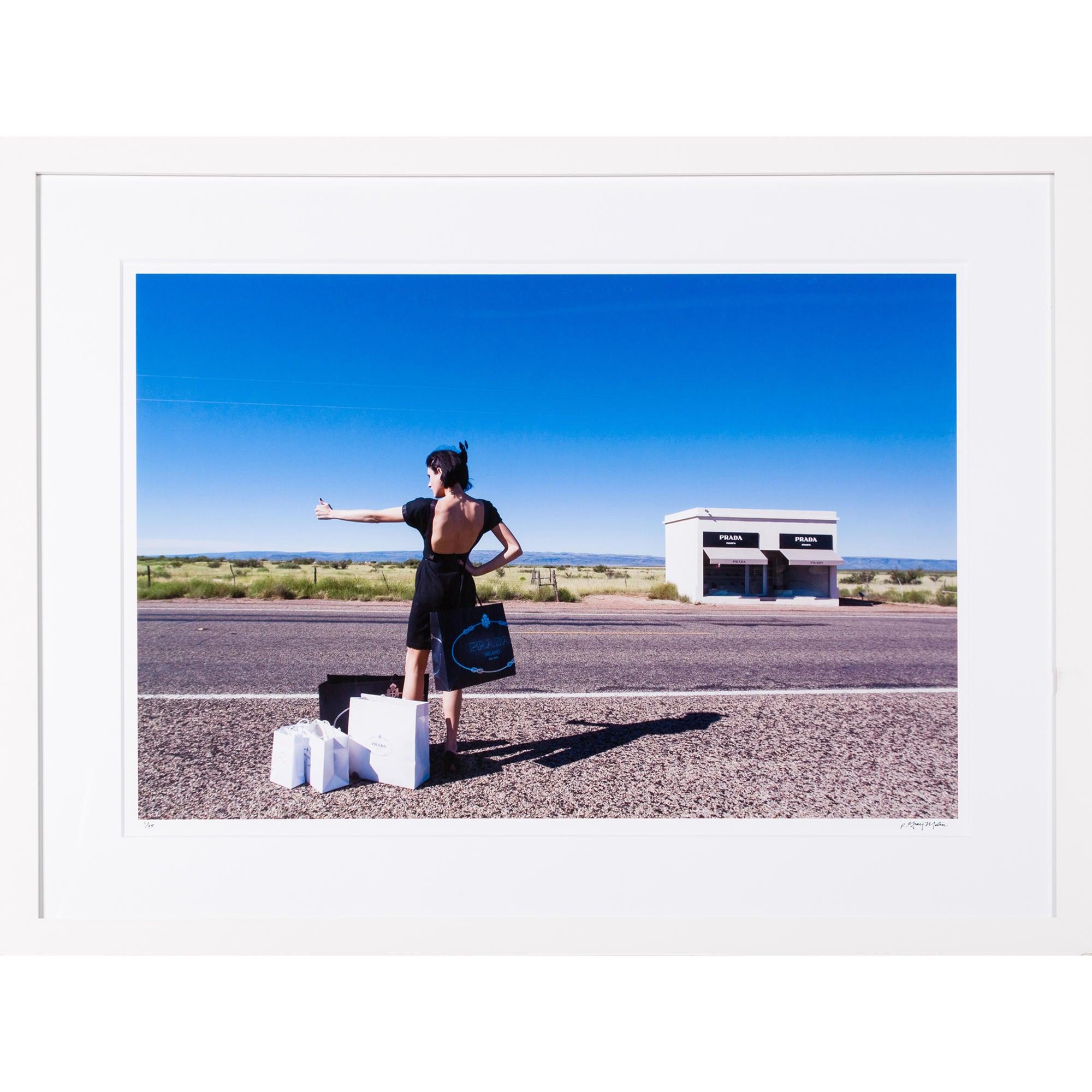 Gray Malin Hitchhiker Prada Marfa PHO21160