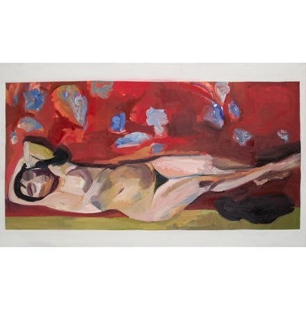 Untitled (Female Nude) None