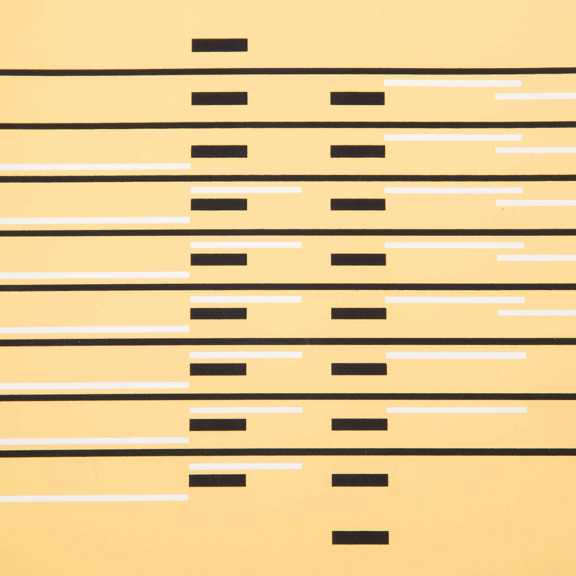 Josef Albers Untitled From Formulation Articulation 1972 Pts20009 The Realreal