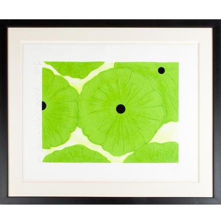Five Lime Greens