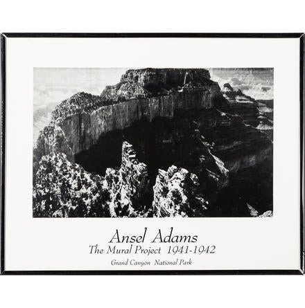 Ansel adams the mural project pts21229 the realreal for Ansel adams the mural project posters