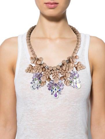 Holboellia Latifolia Necklace w/ Tags
